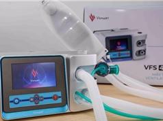 Vingroup hoàn thành 2 mẫu máy thở có tỷ lệ nội địa hóa 70%