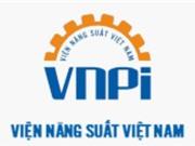 Viện Năng suất Việt Nam thông báo tuyển dụng viên chức