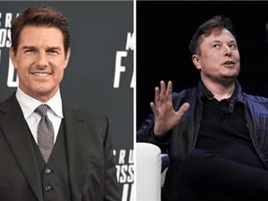 Tom Cruise hợp tác với Elon Musk để quay phim ngoài vũ trụ