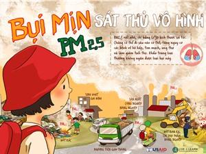 Phim và tài liệu dành riêng cho trẻ em nhân Tuần lễ nâng cao nhận thức về chất lượng không khí toàn cầu