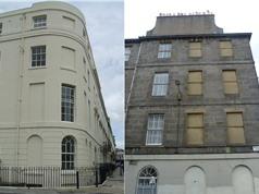 Những ngôi nhà bít kín cửa sổ ở Anh