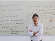"""PGS. TS Phạm Tiến Sơn: """"Ẩn cư"""" ở Đà Lạt để làm toán"""