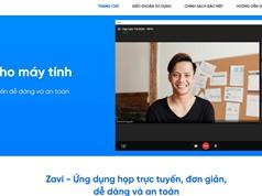 VNG ra mắt nền tảng họp trực tuyến miễn phí, cho phép 100 người tham gia trong 24 giờ liên tục