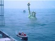 Nước biển dâng do hoạt động của con người, không phải do thay đổi của quỹ đạo Trái đất
