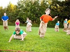 Lợi ích từ các hoạt động ngoài trời đối với trẻ em