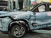 Xe điện Trung Quốc vừa mua 1 tháng đã nổ cả cặp lốp gây tai nạn, nạn nhân tuyên bố: 'Chắc chắn có vấn đề về chất lượng!'