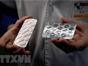 WHO khuyến cáo không sử dụng thuốc sốt rét trong điều trị COVID-19
