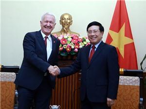 Quan hệ thương mại Việt Nam-Thụy Sĩ phát triển vượt bậc