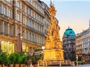Những cây cột tưởng nhớ đại dịch tại châu Âu