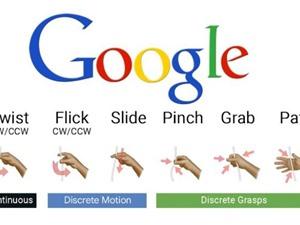Google phát triển công nghệ dệt thông minh E-textile