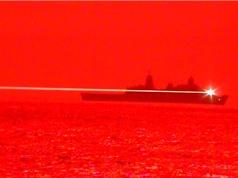 Hải quân Mỹ vô hiệu hóa drone bằng vũ khí laser