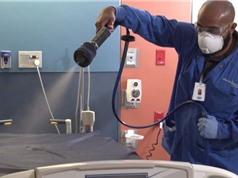 Chất khử trùng bề mặt vĩnh viễn giúp ngăn ngừa virus lây lan