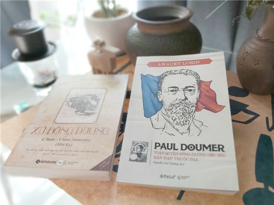 """Paul Doumer và """"bàn đạp Đông Dương"""""""