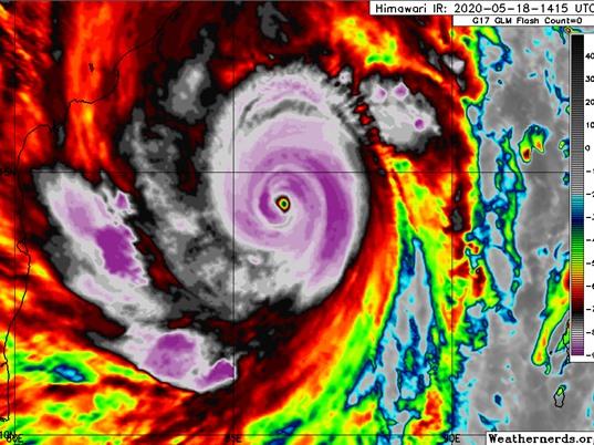 Covid-19 làm trầm trọng thêm hậu quả của các hiện tượng thời tiết cực đoan