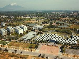 Quy hoạch Hòa Lạc thành đô thị khoa học công nghệ và sinh thái