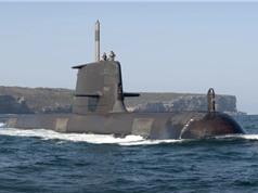 Úc ứng dụng công nghệ in 3D để duy trì đội tàu ngầm