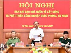 Thủ tướng: Tiếp tục kiện toàn tổ chức công nghiệp quốc phòng