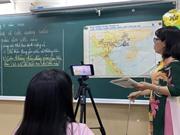 TS.Trần Việt Hùng: Làm công nghệ giáo dục phải có cái tâm