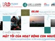 Tọa đàm về ô nhiễm bụi mịn nhân Ngày Môi trường Thế giới