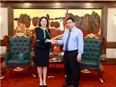 Australia cam kết hỗ trợ Việt Nam 10,5 triệu AUD để ứng phó lâu dài với COVID-19