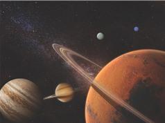 Sao Hỏa có thể từng có vành đai