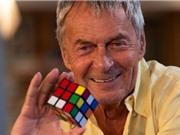 Sự ra đời của khối Rubik