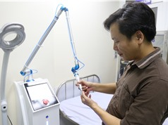 PlasmaMed: Thiết bị y tế nội địa điều trị vết thương hở