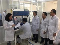 Nghiệm thu đề tài về chẩn đoán tác nhân gây bệnh do virus SARS-CoV-2