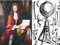 Robert Boyle: Nhà hóa học hiện đại đầu tiên