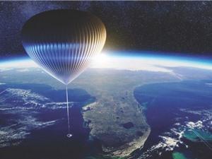 Du lịch không gian bằng khinh khí cầu