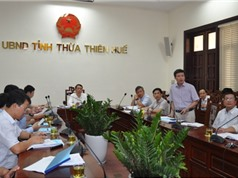 Bộ KH&CN hỗ trợ tỉnh Thừa Thiên-Huế triển khai đề án Khu CNC