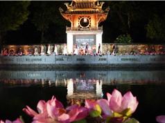 """Hơn 1.000 mẫu trong đêm trình diễn """"Áo dài - Di sản văn hóa Việt Nam"""""""