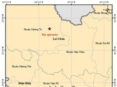 Tiếp tục xảy ra động đất 2,9 độ Richter ở Mường Tè, Lai Châu