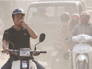 Không khí Hà Nội ô nhiễm ở mức nào?