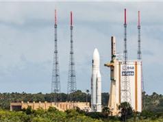 EU đang chạy đua các chương trình không gian với SpaceX và Trung Quốc
