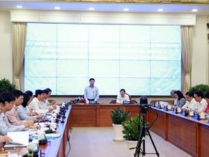 Tháo gỡ vướng mắc các dự án ODA, vốn vay ưu đãi tại TPHCM