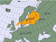 Nồng độ phóng xạ tăng bất thường ở khu vực Bắc Âu