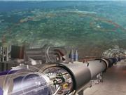 CERN thông qua kế hoạch xây dựng máy gia tốc hạt mới