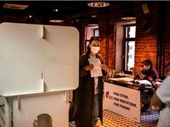 Ứng dụng công nghệ tạo đột phá trong bỏ phiếu sửa đổi Hiến pháp Nga