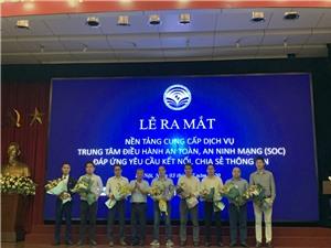 """8 doanh nghiệp sẵn sàng cung cấp dịch vụ trung tâm điều hành an ninh mạng """"Make in Vietnam"""""""