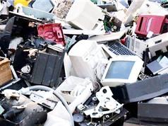 Rác thải điện tử toàn cầu tăng 21% trong 5 năm qua