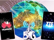 Ấn Độ muốn ngăn nhà mạng dùng thiết bị của Huawei, ZTE