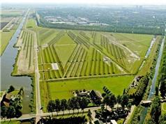 Hà Lan: Giải pháp chống ồn độc đáo cho sân bay