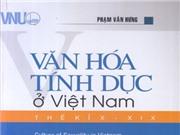 Văn hóa tính dục ở Việt Nam thời trung đại