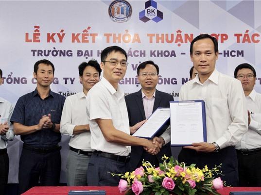 Viettel hợp tác với Trường ĐH Bách khoa TPHCM sản xuất chip 5G