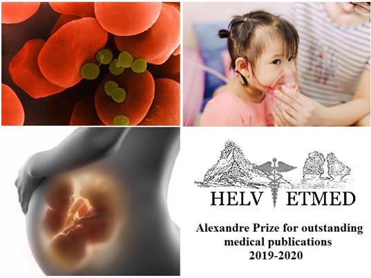 3 công trình y học công bố trên các tập san hàng đầu thế giới nhận Giải thưởng Alexandre Yersin