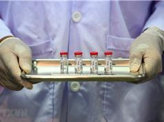 Thái Lan chuẩn bị thử nghiệm vắcxin phòng COVID-19 trên người