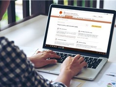 Cổng Dịch vụ Công Quốc gia cung cấp khoảng 750 dịch vụ trực tuyến
