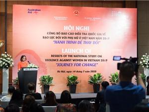 Gần 63% phụ nữ Việt Nam từng là nạn nhân của bạo lực gia đình