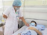 Nỗ lực chấm dứt bệnh lao tại Việt Nam vào năm 2030